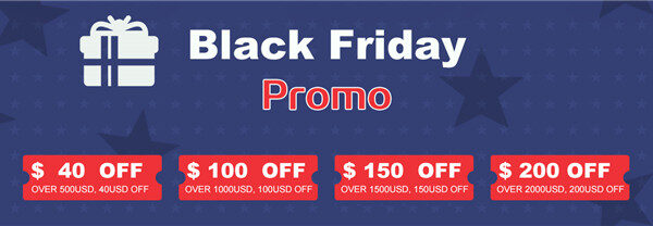 Xhorse.co.uk The Black Friday money off sale is coming!!! 1. Over 600 - 1000 USD, 40 USD Off ( 468 - 781 GBP, 32 GBP Off) 2. Over 1000 - 1500 USD, 100 USD Off (781 - 1171 GBP, 78 GBP Off) 3. Over 1500 - 2000 USD, 150 USD Off (1171 - 1562 GBP, 117 GBP Off) 4. Over 2000 USD, 200 USD Off (1562 GBP, 156 GBP Off) Goods will discount directly in shopping cart! Note: parts of goods on special offer will not participate in this promotion. 图片1 The Black Friday promotion will last from 24th, Nov. - 30th, Nov. Don't miss the chance to save money! Any questions welcome to contact us. https://www.xhorse.co.uk/